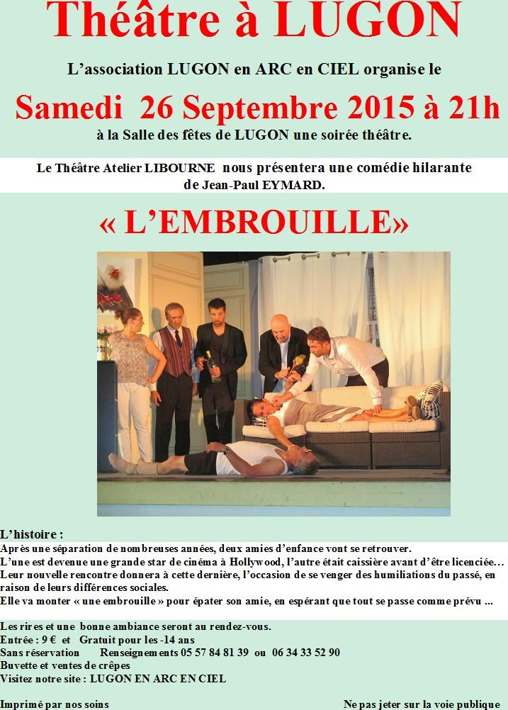 Theatre 26 septembre